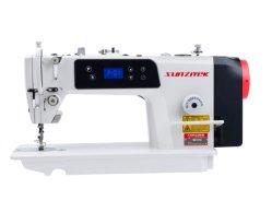 Acionamento Direto Lockstitch agulha única máquina de costura