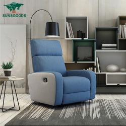 Manual de tejido de alta calidad silla reclinable silla giratoria mejor