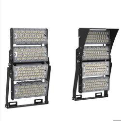 SMD5050 широкий угол Lumileds футбольным стадионом суда регулируемый светодиодный светильник