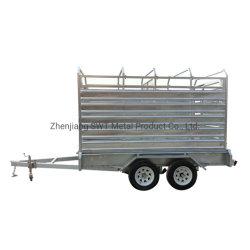 Reboque de gado por trator (SWT-PAC85)