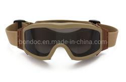Promoção óculos de segurança militar de alta qualidade