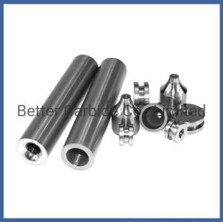 Yg10X Machining Tungsten Carbide Tube - gecementeerde buis