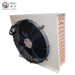 Eléctrico industrial água quente o duto do ventilador de ar de aquecimento com Blower