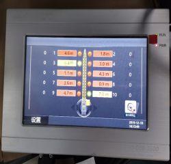 Sistema di allarme anticollisione della gru a torre