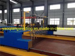 CNC Apparatuur de Om metaal te snijden van het Gas van het Plasma