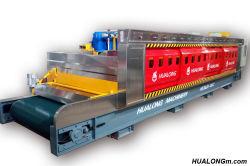 Hualong хорошего качества руководства края поверхности полировка профиль машины колеса машин обработки мрамора из гранита