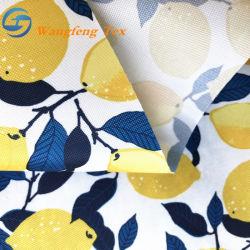 Tessuto lavorato a maglia tessile chiffona di nylon impermeabile riciclato di Oxford del poliestere dello Spandex di sport esterno di RPET per l'indumento