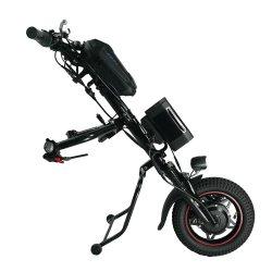 Новые поступления Wh12b Cnebikes Длинный диапазон 36V 350W электрический фен Handcycle навесного оборудования с достижения 11,6 ah аккумуляторная батарея для инвалидов