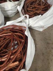 Fil de mise au rebut de cuivre, fil de cuivre, de la tige de cuivre, de tuyaux en cuivre, de cuivre de riz, haricots de cuivre, de la ferraille de cuivre, de lingots de cuivre fabriqué en Chine