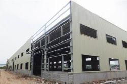 Alta Qualidade Design Personalizado de aço às oficinas de aço do Prédio de Depósito de estrutura