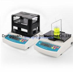 DH-300X Gravité spécifique solides et liquides de la gravité spécifique/Compteur Instrument de test