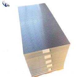Aluminium-Trittplatte und geprägte Stuckplatte mit orangefarbenem Peel Für die Industrie