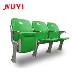 Алюминиевые стулья футбольного стадиона Grandstands мест стальная рама Blm-4671