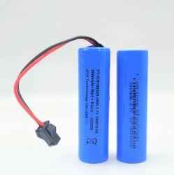 Fic18650R-2600 1s1p recarregável de iões de lítio de alta taxa de bateria com a norma UL/CB