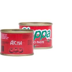 Высокое качество томатной пасты с лучшим соотношением цена марки Clappa 70g