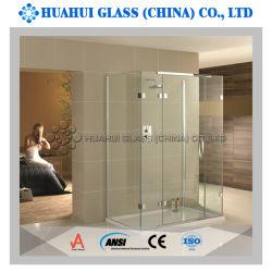 Kundenspezifischer Dusche-Raum mit ausgeglichenes Glas-und Edelstahl-Befestigungsteilen