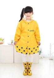 Promoción de alta calidad Sol y la capa de lluvia paraguas para Niños Juegos de Vestir