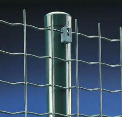 Souder la Hollande Wire Mesh revêtement PVC Clôture Euro 0.9-3.0m de hauteur