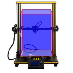 Stampante da tavolino 3D di Tronhoo con l'espulsore indiretto