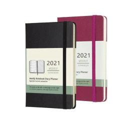 La papeterie personnalisée A5 Moleskine cuir synthétique Hardcover papier bloc-notes de journal