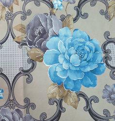 A impressão de tecido de veludo para sofá