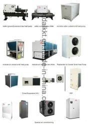 Résidentiel Commercial Industriel modulaire Chineseb refroidi par air Chiller de défilement/Les pompes à chaleur