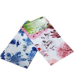 A todo color impresión reactiva toalla de algodón 100% Dish