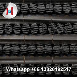 Tubo Fin ASTM SA556 Grau A / B de Aço Sem Costura tubo tubo de permutador de calor