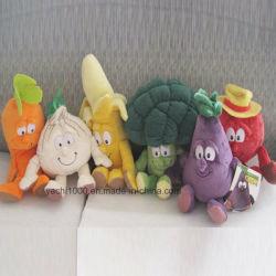 형식 개 장난감 다채로운 채워진 식물성 장난감