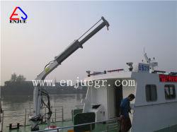 1t8m da Barra Dobrável Ship Deck Marinho Prestação Guindaste
