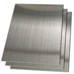Ss 304 Sheet 15mm de espessura da chapa de aço inoxidável laminado a quente