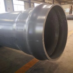 160mm tuyaux et raccords en PVC Pvcu de boire de gros tubes de PVC-U de tuyaux de drainage de l'assainissement