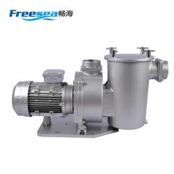 Motore a tre fasi della pompa ad acqua della piscina dell'acciaio inossidabile 304