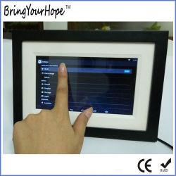 """7 """" blocco per grafici Android della foto di Allwinner Wi-Fi Digitahi di tocco di legno (XH-DPF-070W)"""