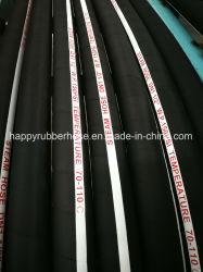 Tubo flessibile di gomma termoresistente del vapore della treccia del collegare o del tessuto