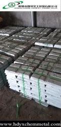 Lingotto 99.99% del cavo del prodotto chimico del metallo di alta qualità