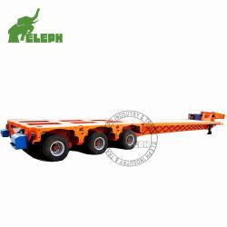 Multi Kapazität Niedrig-Ladevorrichtung Schlussteilspecial-Fahrzeug der Wellen-200t