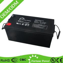 Solarbatterie der guter Preismf-überlegene maximale Energien-12V 200ah