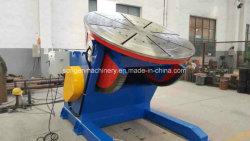 100-50000kg het Instelmechanisme van het Lassen van de draai/van de Schuine stand