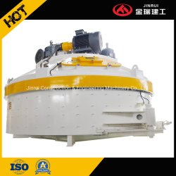 Jinrui Vertical móvil Pan Uhpc planetario tipo de elementos prefabricados de hormigón maquinaria de construcción de mezcla mezcla de JN2000