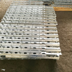 Pole Line 하드웨어용 핫 DIP Galvanized Secondary Rack(F03)