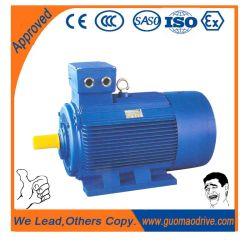 AC Zonne Aangedreven Industriële Elektrische Motor In drie stadia