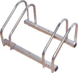 Parti del basamento del metallo di saldatura della mensola del supporto dei basamenti della bici del blocco per grafici d'acciaio