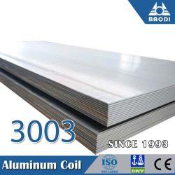 PVDF che ricopre il piatto di alluminio dello strato 3003 H22 per spazio aereo