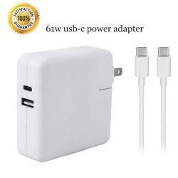 de draagbare Lader van de Adapter van de Macht van de Reis usb-c met Veelvoudige Output