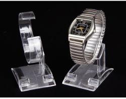 De duidelijke Acryl Plastic Houder van de Tribune van de Vertoning van de Armband van het Horloge