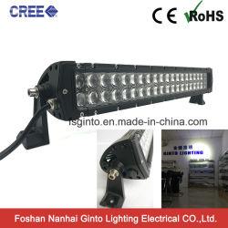 10-30V sportwagen LED-lichtbalk voor buiten met IP68 Waterdicht