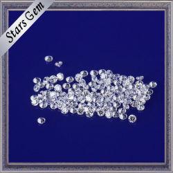 宝石類のためのよい価格1.0mmの円形の立方ジルコニア