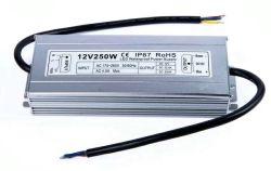 Светодиодный драйвер Водонепроницаемый светодиодный источник питания 250 Вт, 300 Вт, 400 Вт 12V