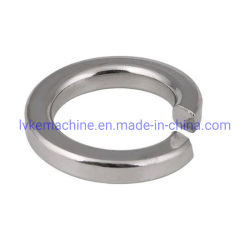 En acier inoxydable Fasterner DIN127 SS304 Rondelles à ressort de verrouillage